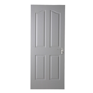 Hume Doors & Timber 2040 x 820 x 35mm Chateau Internal Door