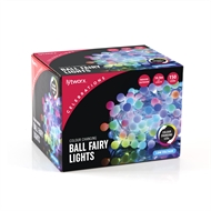Lytworx 150 Colour Changing LED Ball Fairy Lights