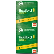 Bradford R1.5 1160 x 430 x 75mm 12.5m2 Gold Wall Batts - 22 Pieces