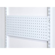 Clever Closet 572 x 200mm Pegboard Backing Plate