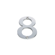 Sandleford 60mm 8 Stainless Steel Numeral