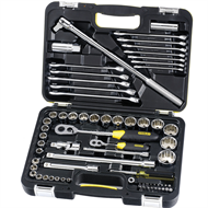 Stanley 68 Piece Metric Tool Kit
