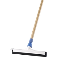 Oates 350mm Floor Squeegee With Bamboo Handle
