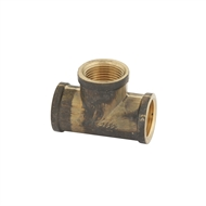 Kinetic 20mm Brass Threaded Tee