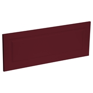 Kaboodle 800mm Seduction Red Heritage Slimline Door