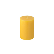Waxworks 8cm Citronella Tropical Strength Pillar Candle