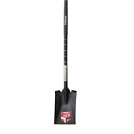 Trojan PowerStep Long Fibreglass Handle Garden Spade