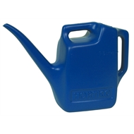 Hortico 1.5L Blue Plastic Watering Can