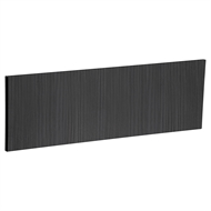 Kaboodle 900mm Black Forest Modern Slimline Door