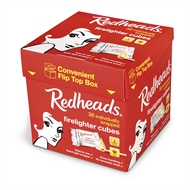 Redheads Wrapped Firelighter 36pk