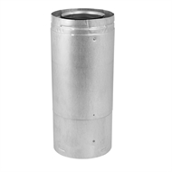 Scandia 275-370mm Adjustable Direct Vent Gas Flue
