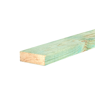 120 x 35mm MGP12 H2F Termite Treated Pine Blue Timber Framing - 1.2m