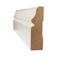 Hume 42 x 18mm x 5.4m Colonial Primed MDF Moulding