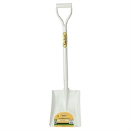 Cyclone All Steel Square Mouth Shovel