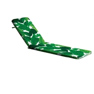 Mojo Falling Leaf Sunlounge Outdoor Comfort Cushion