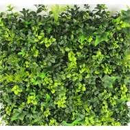 Un-Real 50 x 50cm Artificial Hedge Tile - English Elm