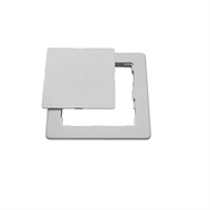 Kimberley 345 x 345mm Hi Impact Plastic Snap In Access Panel