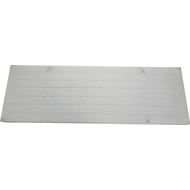 1050 x 375 x 75 mm Grooved Concrete Step
