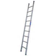 Indalex 3.6m 180kg Aluminium Single Ladder