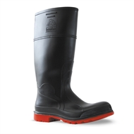 Bata Knee Length Steel Cap Safety Gumboots - Size 5