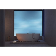 Bellessi 1220 x 2000 x 6mm Motiv Polymer Bathroom Panel - Lifes A Blur