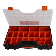 Tactix 22 Compartment Organiser Storage Box