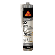 Sika 310ml Sikaflex-221 Black All Purpose Sealant