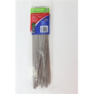 Crescent 300 x 4.8mm Outdoor Universal Cable Ties - 25 Pack