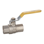 Gastite 15mm Manual Gas Shutoff Valve