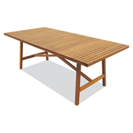 Mimosa Mareeba Timber Dining Table