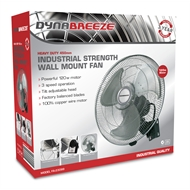 Dynabreeze 450mm Industrial Wall Fan