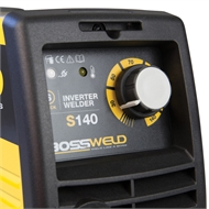 Bossweld 140 Amp S140 Stick Arc Inverter Welder