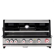 Matador Titan 6 Burner Hooded Built In BBQ