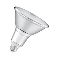 Osram 9.7W 1035lm Daylight 30D Par38 Glass LED ES Globe