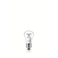 Philips 5.5W 470lm 2700K Fancy Round LED ES Globe - 2 Pack