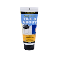 Dunlop 250g White Ready To Go Tile Adhesive And Grout