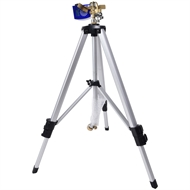 Aqua Systems Metal Pulsating Sprinkler With Tripod