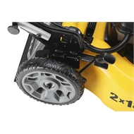 DeWALT 2 x 18V 6.0Ah XR Li-Ion Brushless Mower Kit