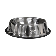 Happy Tails 26 x 26 x 6cm Stainless Steel Bowl