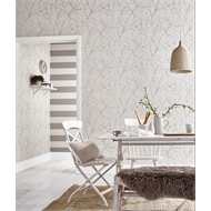 Superfresco Easy 52cm x 10m Innocence Stone/Cream Wallpaper