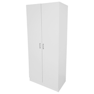 1800 x 414 x 800mm 2 door white pantry bunnings warehouse Pantry 800mm
