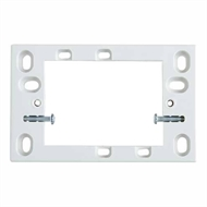HPM 18mm Surface Mounting Block - White
