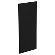 Kaboodle 300mm Black Olive Modern Cabinet Door