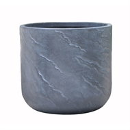 Northcote Pottery 37 x 34cm Lead Slate Fibre Clay Pot