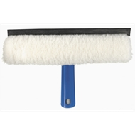 Oates 25cm Aluminium And Microfibre Window Squeegee