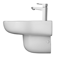 Caroma Opal 720 LHS Wall Basin 0TH