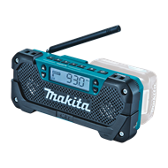 Makita 12V Max Cordless Radio - Skin Only