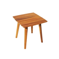 Hartman Java Timber Outdoor Side Table
