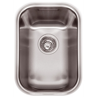 Abey 305 x 456mm Tweed Single Bowl Stainless Steel Sink