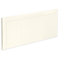 Kaboodle 600mm Antique White Country Slimline Door
